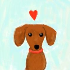 Sweet Doxie Art