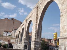 Publicamos el acueducto de Teruel.  #historia #turismo  http://www.rutasconhistoria.es/loc/acueducto-de-teruel