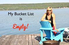 bucketlist by faychapple.com