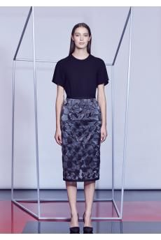 The Club Card Top and King of Spades Skirt from the SS14 collection by CAMILLA AND MARC.