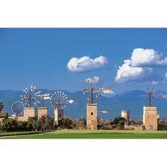 ღღ Windmühlen auf Mallorca