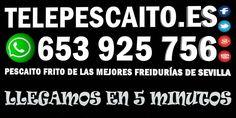 Avisamos 5 minutos antes de que llegue el repartidor http://www.telepescaito.es #Sevilla