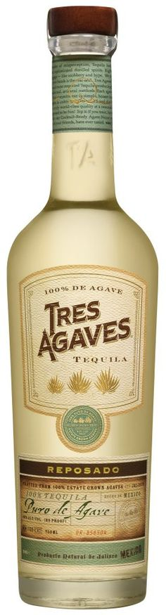 Tres Agaves Reposado Tequila Review | Margarita Texas Tequila Reviews, Sauza Tequila, Distilled Beverage, Agave Plant, Alcohol Content, Agaves, Distillery, Margarita, Professor