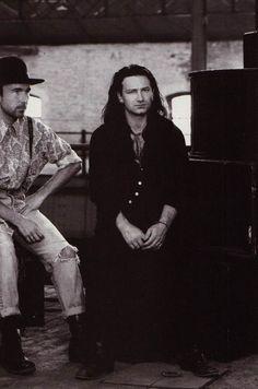 The Edge & Bono, JT era