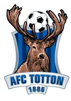 AFC Totton Football Club was formed in 1886 and became one of the founder members of the Hampshire F. when it was inaugurated. Fifa, English Football League, British Football, Southampton Football, Football Team Logos, Arsenal Football, Bristol Rovers, League Table, Sports Clubs
