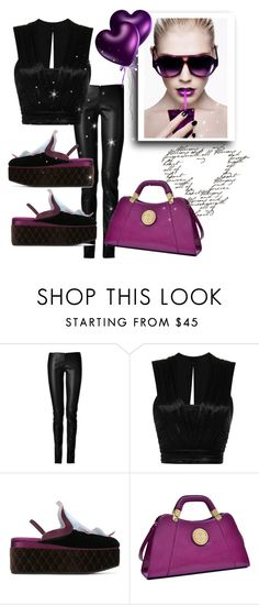 """Untitled #455"" by susans-sg ❤ liked on Polyvore featuring Jitrois, Isabel Marant, Fendi and Dasein"