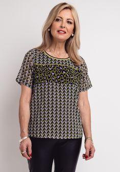 Polka Dot Top, Blouse, Tops, Women, Fashion, Moda, Fashion Styles, Blouses, Fashion Illustrations