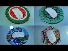 DIY: Alfombrillas para ratón