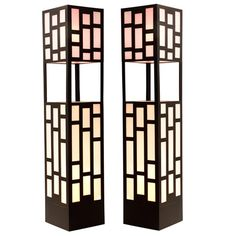 The Light in Your Eyes Standing Lamps Kit (set of 2)