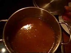 Шугаринг. Приготовление сахарной пасты - YouTube