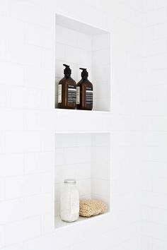 This Small Bathroom Makeover Is a Lesson in Saving Space | MyDomaine