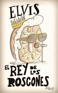 Dirty Harry - Elvis el rey de los roscones