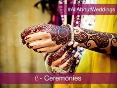 #AllAboutWeddings: Ceremonies are an important part of every wedding! Pick the perfect outfit to match the mood of the occasion. A lehenga choli set works well for a cocktail party, while an anarkali set is a stylish pick for a sangeet or mehendi ceremony.