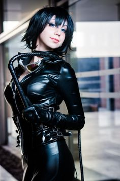 CATWOMAN by MadeinPlute Check out http://hotcosplaychicks.tumblr.com for more awesome cosplay