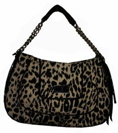 Women's Christian Audigier Meredith Handbag (Leopard « Impulse Clothes