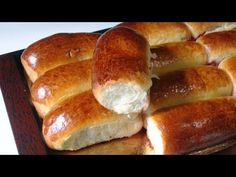Bread Baking, Hot Dog Buns, Biscotti, Deserts, Rolls, Food And Drink, Sweets, Diet, Easy