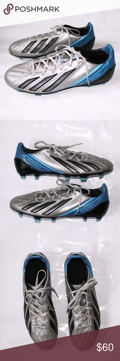 1ce02585d Adidas F30 TRX FG Leather Soccer Cleats size 11.5 Adidas F30 TRX FG Men s  Leather Soccer