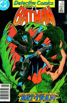 Batman vs. Poison Ivy