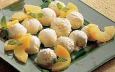 Kokos- og ananasis