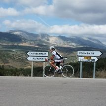 cycling Spain Wilier