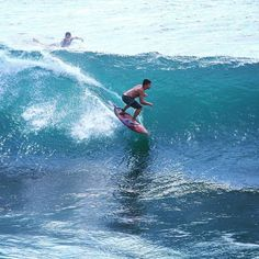 Padang Padang Surf Camp Surfer