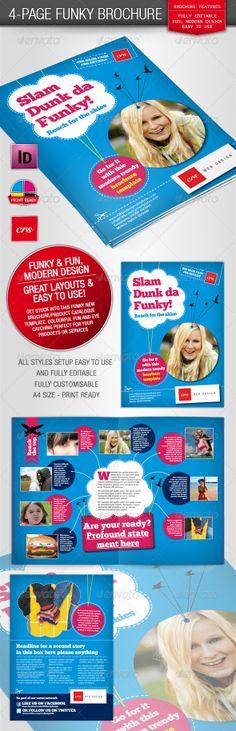 cool Marketing Brochure Templates Set 1 Marketing Brochure