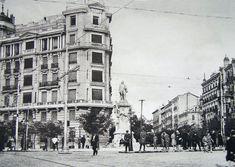 Plaza de Alonso Martínez, 1931