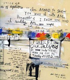 Art Journal | Sabrina Ward Harrison