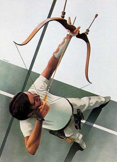 Archery is like my favroite thing ever!!!