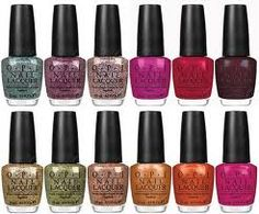 Opi nail polish shades vary from very subtle, to more edgy ones. Opi nail polish latest collection is called Justin Bieber and is quite an amazing one. Opi Nail Polish Colors, Opi Colors, Opi Polish, Glitter Nail Polish, Nail Polishes, Glitter Toes, Glitter Makeup, Manicures, Skyfall