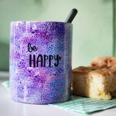 Taza - Be happy