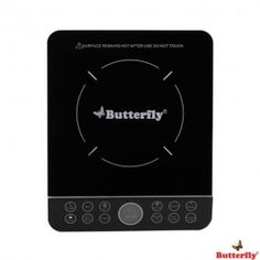 Butterfly Ace G2 Induction Cooker - 2000Watts