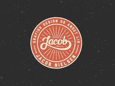 Badge 2  by Jacob Nielsen