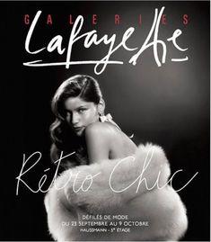 Galeries Lafayette - Casta Retro Chic