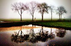 Mirror morning Photography Moon Jansen
