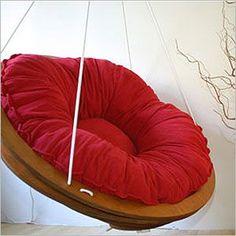 circle hanging chair