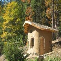 The One-Day Cob House - attempting to build a cob house in one day with 50 people.