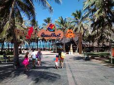 O portal do Beach Park dá acesso à alegria, emoção e muitas memórias. #BeachPark #Summer #Ceara