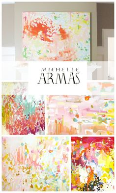 Michelle Armas prints and paintings