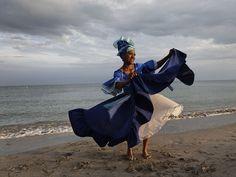 Yemaya. http://cl.jroo.me/z3/z/b/W/d/a.aaa-Dance-Beach-Santeria-Cuban.jpg