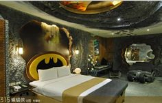 Batman Sexcave in Kaohsiung City, Taiwan