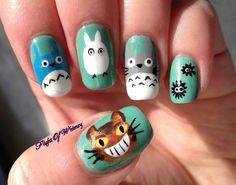 Totoro...AHHHHHHH LOVE IT!!!