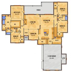 #658571 - IDG33415 : House Plans, Floor Plans, Home Plans, Plan It at HousePlanIt.com