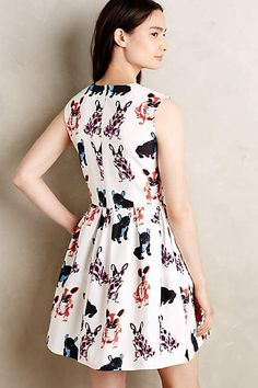 Frenchie Dress - anthropologie.com
