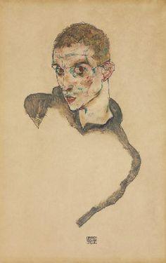 Egon Schiele (1890-1918), 1914