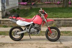 XR650L after modifications | Honda XR650L | Pinterest ...