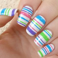 ponkle #nail #nails #nailart