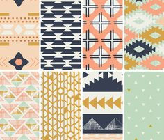 FAT QUARTER BUNDLE - Art Gallery Fabrics Limited Edition - Arizona by April Rhodes