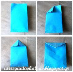 Ιδέες για δασκάλους:Χαρτοσακούλα κουκουβάγια (συσκευασία δώρου)