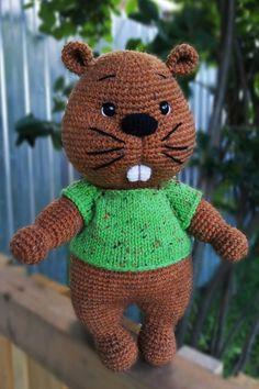 СХЕМА вязания бобра амигуруми #схемыамигуруми #амигуруми #вязанаяигрушка #игрушкикрючком #вязаныйбобр #бобркрючком #amigurumipattern #crochetpattern #amigurumibeaver #crochetbeaver